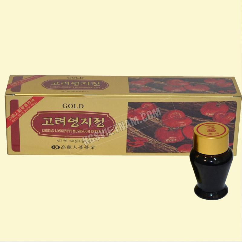Cao linh chi cao hộp giấy KGS Hàn Quốc 150g