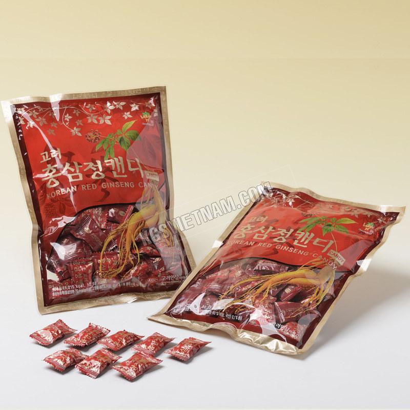 Kẹo hồng sâm KGS  Hàn Quốc 300g