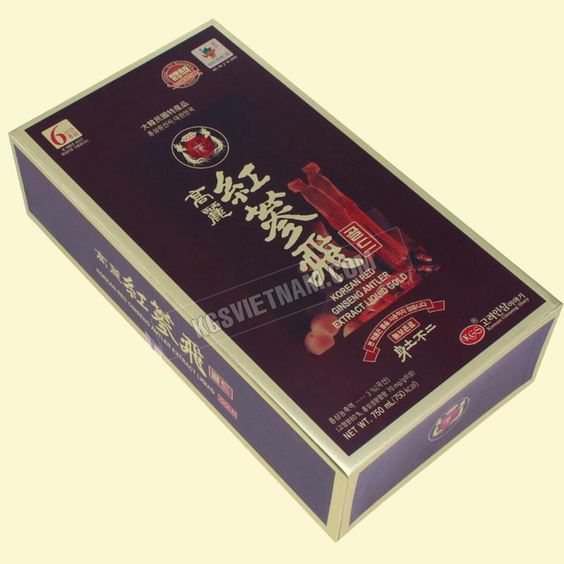 Chiết xuất hồng sâm Bi KGS Hàn Quốc 750ml