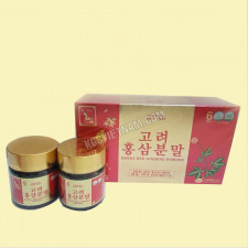 Bột hồng sâm KGS Hàn Quốc 180g (60g x 3 lọ)