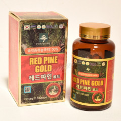 Tinh dầu thông đỏ Hàn Quốc Red Pine Gold 450mg x 100 viên