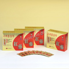Trà Hồng Sâm KGS Hàn Quốc 3g x 50 gói