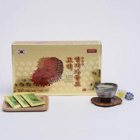 Trà Linh Chi KGS Hàn Quốc 3g x 100 gói