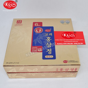 Cao hồng sâm PLUS KGS Hàn Quốc 480g