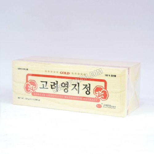 Cao linh chi hộp gỗ KGS Hàn Quốc