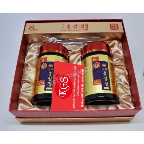 Quà biếu sức khỏe Cao Hồng Sâm KGS 480g